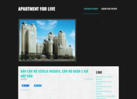 apartmentforlive.weebly.com