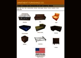 apartmentfurnishingsco.com
