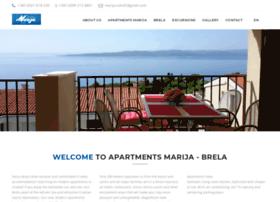apartments-marija-brela.com