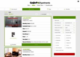 apartments.gaijinpot.com