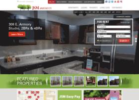 apartments.jsmliving.com