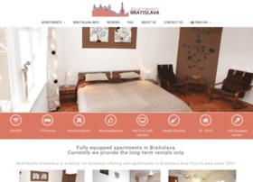 apartmentsbratislava.sk