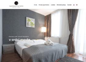 apartmentscitycentre.sk