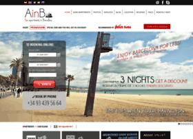 apartmentsinbarcelona.net
