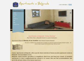 apartmentsinbelgrade.weebly.com