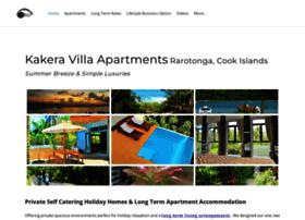 apartmentskakera.com