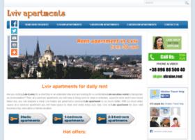 apartmentslviv.com