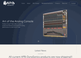 apb-dynasonics.com