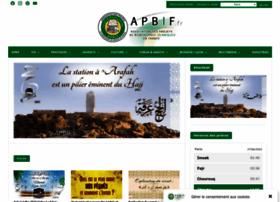apbif.org