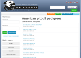 apbt-pedigrees.com