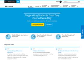 apcentral.collegeboard.com