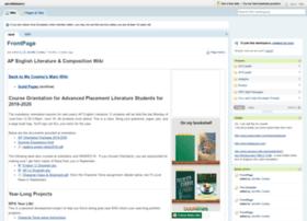 apcollabspace.pbworks.com