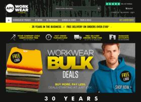 apcworkwear.com