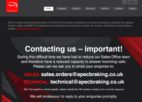 apecbraking.co.uk
