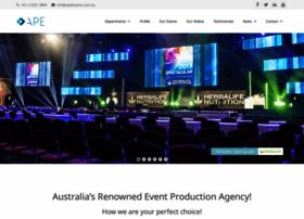 apeevents.com.au
