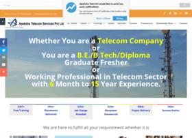 apekshatelecom.com