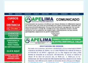 apelimaperu.com