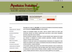 apellidositalianos.com.ar