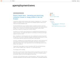 apemploymentnews.blogspot.in