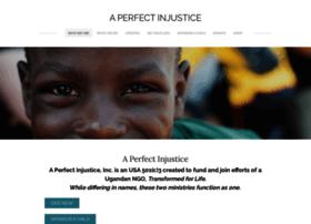 aperfectinjustice.org