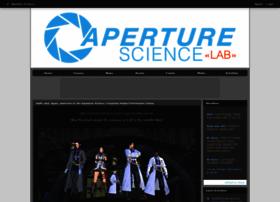 aperturescience.shivtr.com