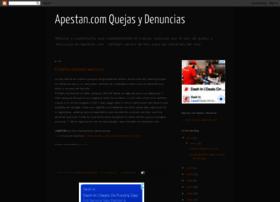 apestan.blogspot.mx