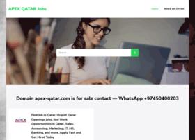 apex-qatar.com