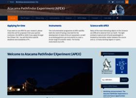 apex-telescope.org