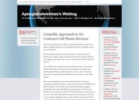 apexglobalwireless.wordpress.com
