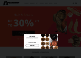 apexhairs.com