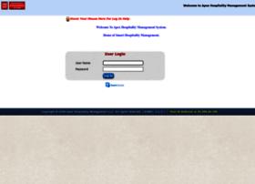 apexhospitalitymanagementsystem.com