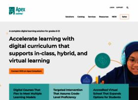 apexlearning.com
