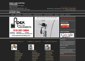 apexlockandkey.com