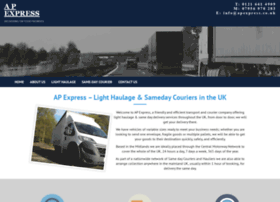 apexpress.co.uk