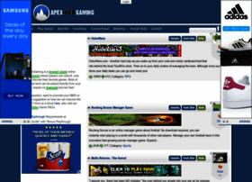 apexwebgaming.com
