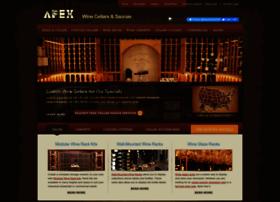 apexwineracks.com