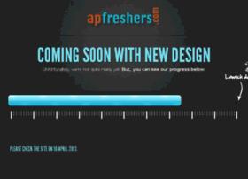 apfreshers.com