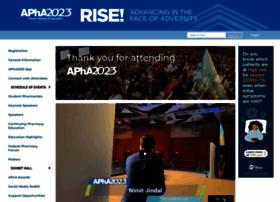 aphameeting.pharmacist.com