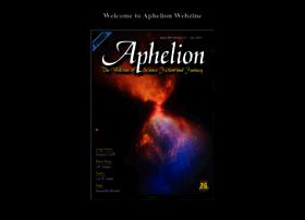 aphelion-webzine.com