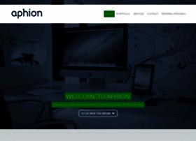 aphion.com