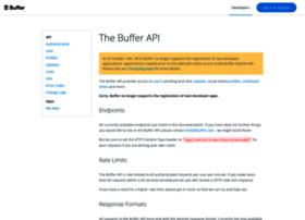 api.bufferapp.com