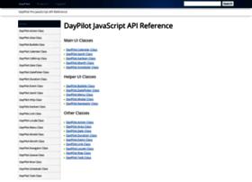 api.daypilot.org