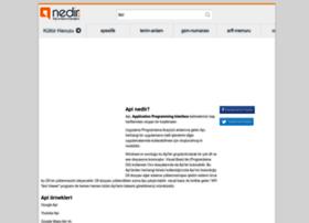 api.nedir.com