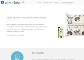 api.patterndesigns.com