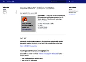 api.sparrowsms.com