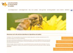 apiculteursduquebec.com