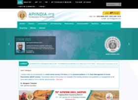 apiindia.org