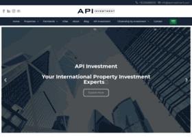 apiinvestment.com
