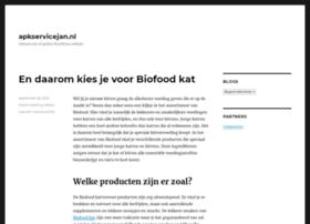 apkservicejan.nl