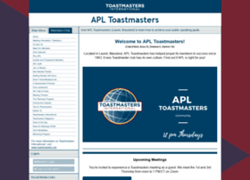 apl.toastmastersclubs.org